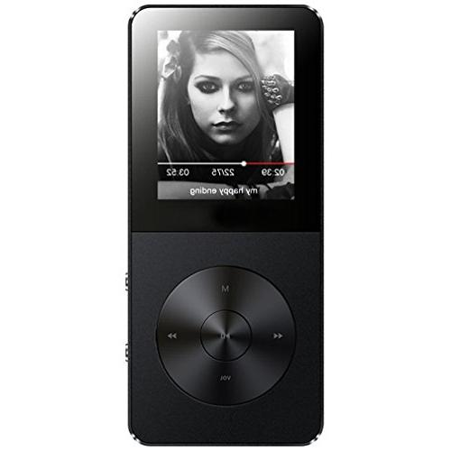 MP3 Players - Version 8GB Hi-Fi Sound 35 Hours Portable Audio Player Build-in With Recorder and FM Radio Expandable Up To 64GB