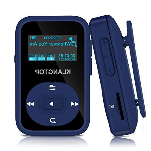 mp3 player bluetooth clip music