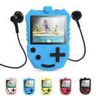 AGPTEK MP3 Player for Kids, Portable 8GB Music Player with B