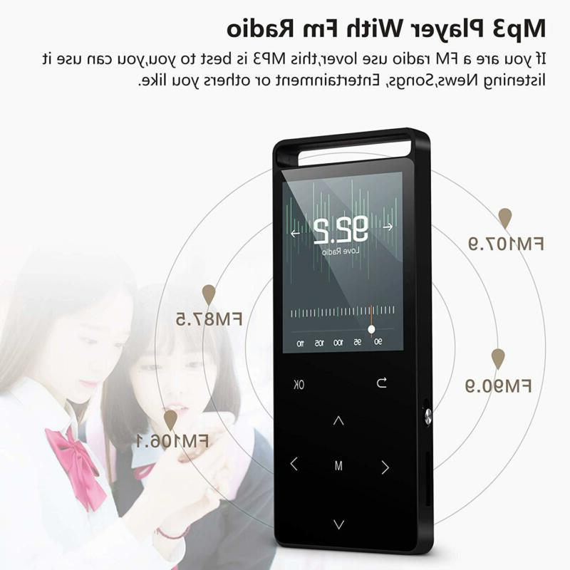 Grtdhx with Bluetooth,16GB Music with FM