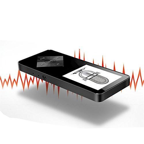 MP3 Player, MP3 16GB Slim Classic Digital 1.82'' Screen with Radio,
