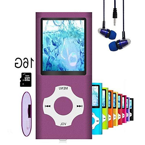 mp3 player mp4