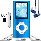 MP3 Player / MP4 Player, Hotechs MP3 Music Player 16GB Memor