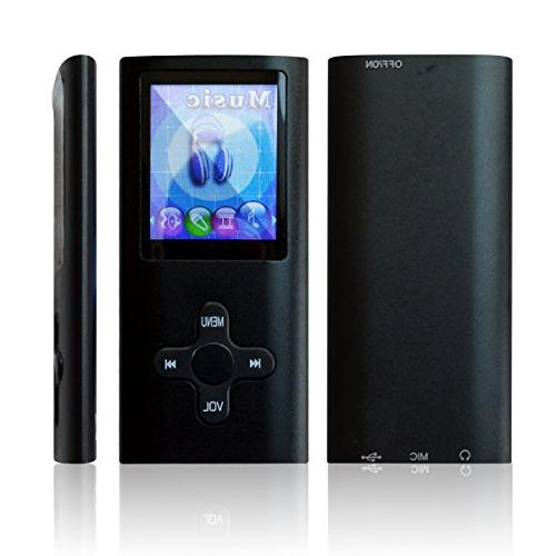 Lonve Player Media Music with Radio Voice Recorder MP3 for Sports