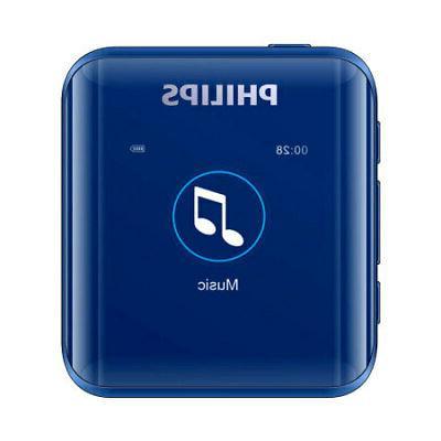 Philips MP3 Player SA2816 DSD HIFI Digital Media Player with