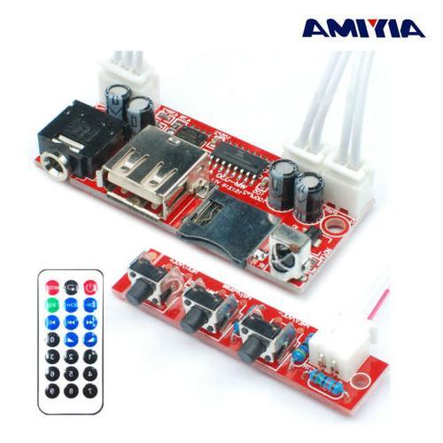 mp3 player tf card usb decoder module