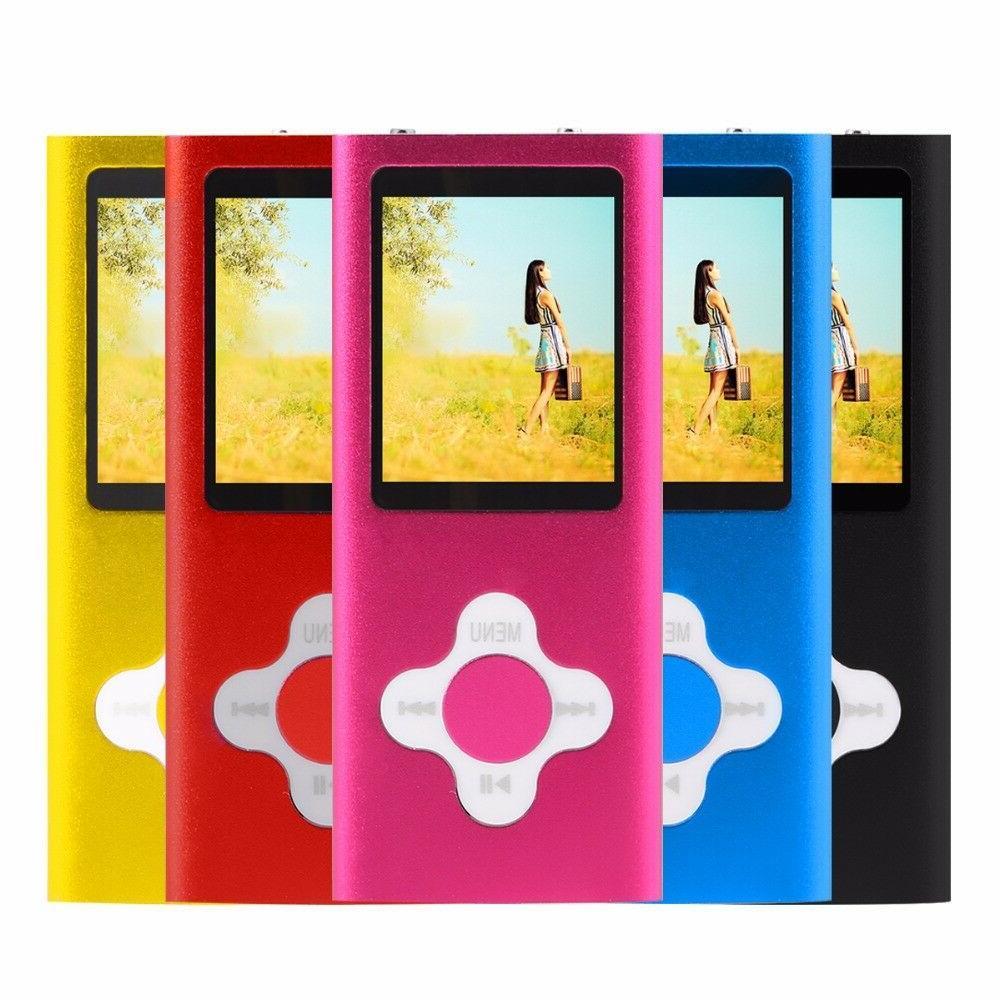 MP3 Player Music Radio Play 64GB