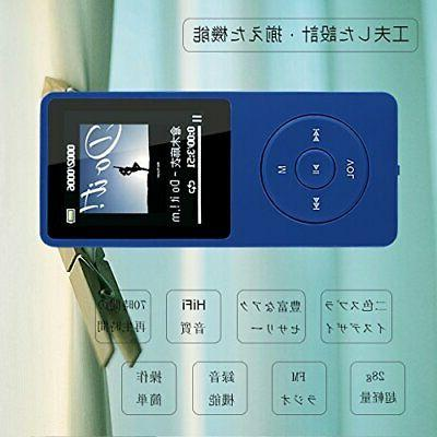 MP3 players FecPecu corresponding to 70 hours lossless pl JAPAN