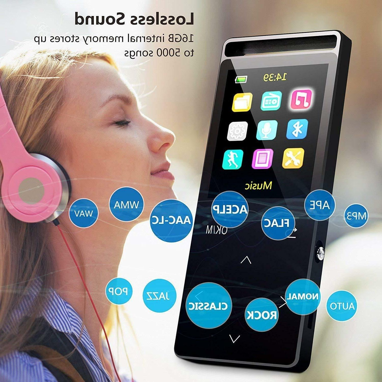 MP3 Player with Music player FM Radio/Voice Recorder,HIFI