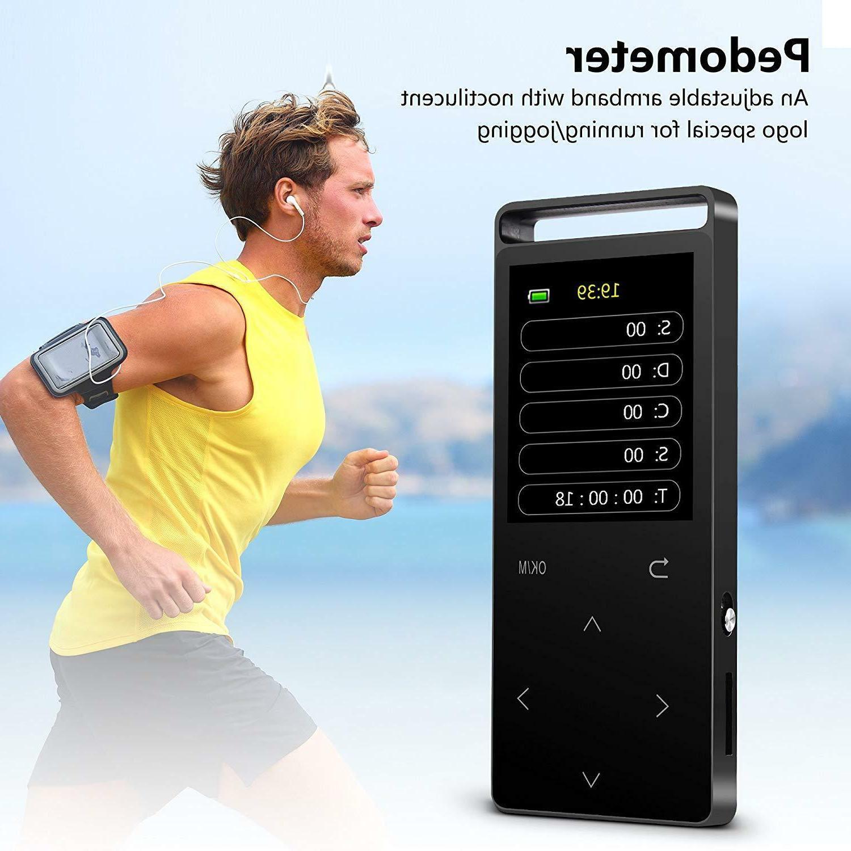MP3 Music player with FM Radio/Voice Recorder,HIFI