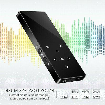 MP3 Player BERENNIS Sound Metal Pla
