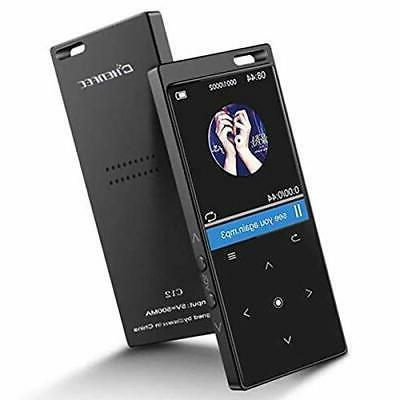 Bluetooth4.0,16G Portable Lossless Hi-Fi Sound Music
