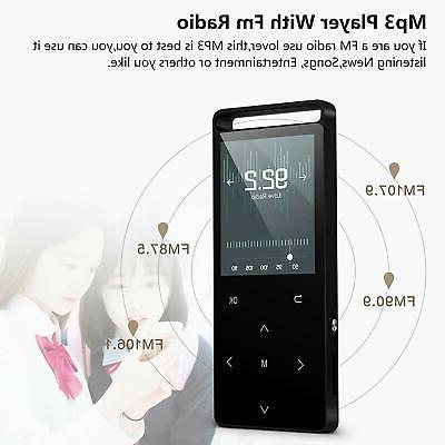MP3 Bluetooth16GB Music FM Radio/Voice Reco...