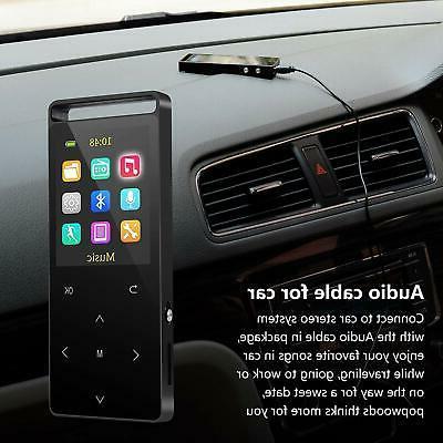 MP3 PlayerMP3 Player Bluetooth16GB Player FM Radio/Voice Reco...