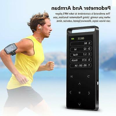 MP3 PlayerMP3 Bluetooth16GB Music FM