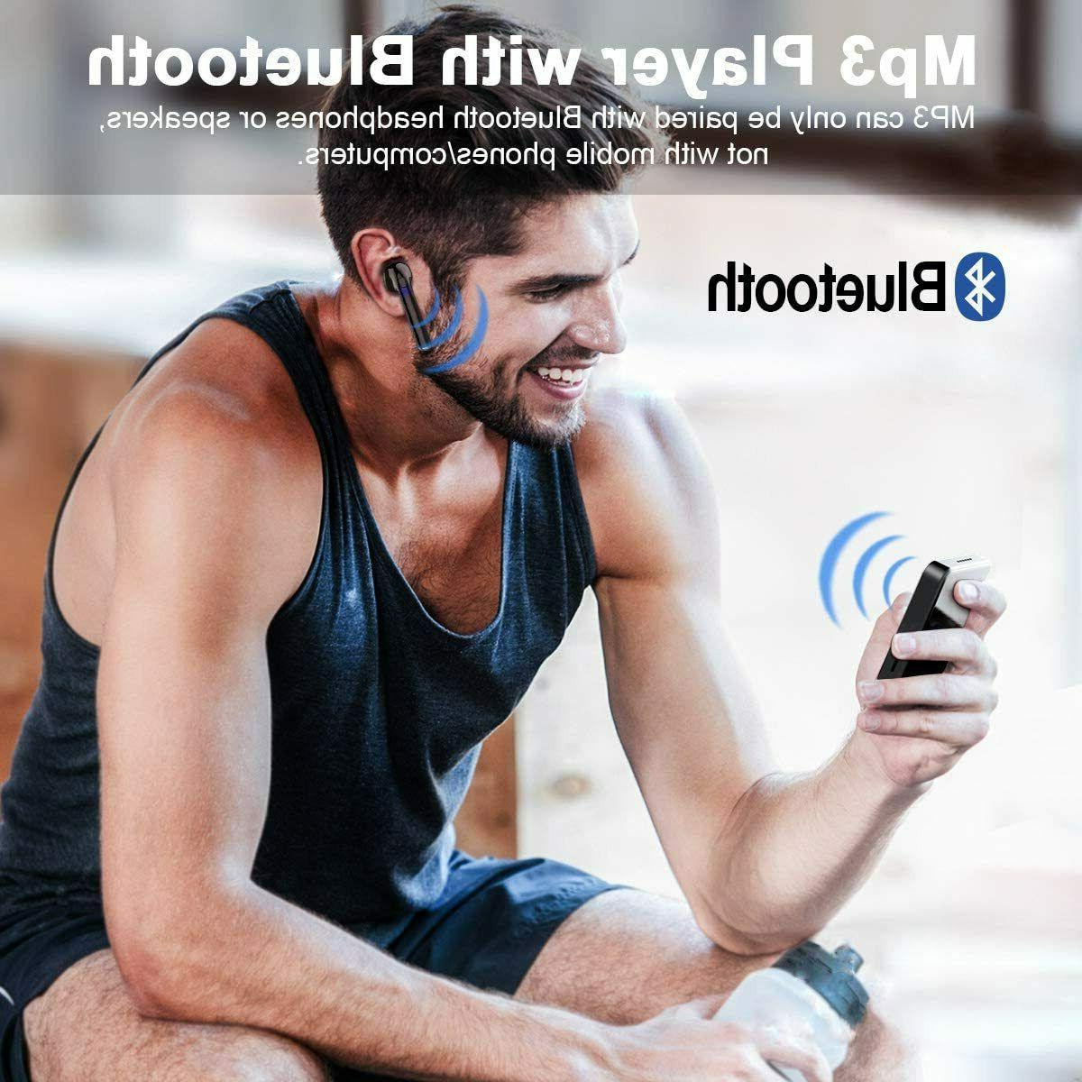 Bluetooth, Player with