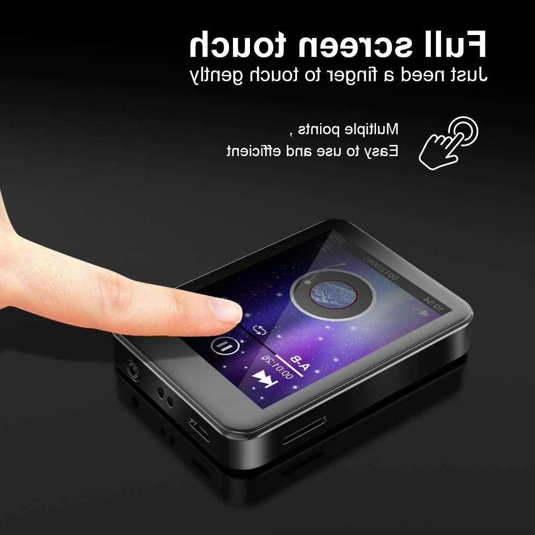 MP3Player, Bluetooth, Player FM