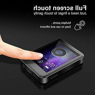 MP3Player, with Bluetooth, 32GB Player with FM
