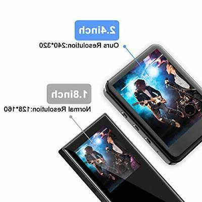 MP3Player, Bluetooth, 32GB Player