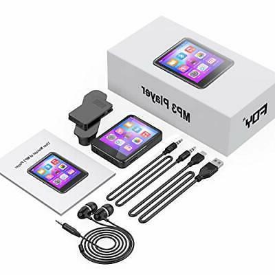 MP3Player, Bluetooth, 32GB Portable Music Player