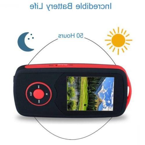 FecPecu Player, 8GB Bluetooth MP3 Hi-Fi Sound