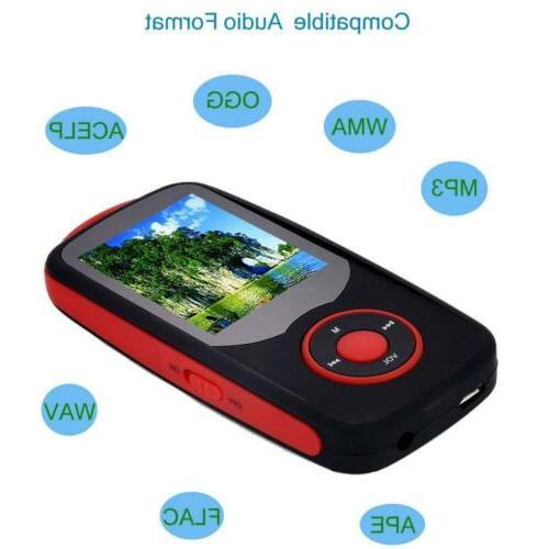 FecPecu Music Bluetooth MP3 Player Sound Hours...