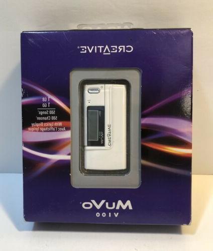 muvo v100 1 gb digital media player