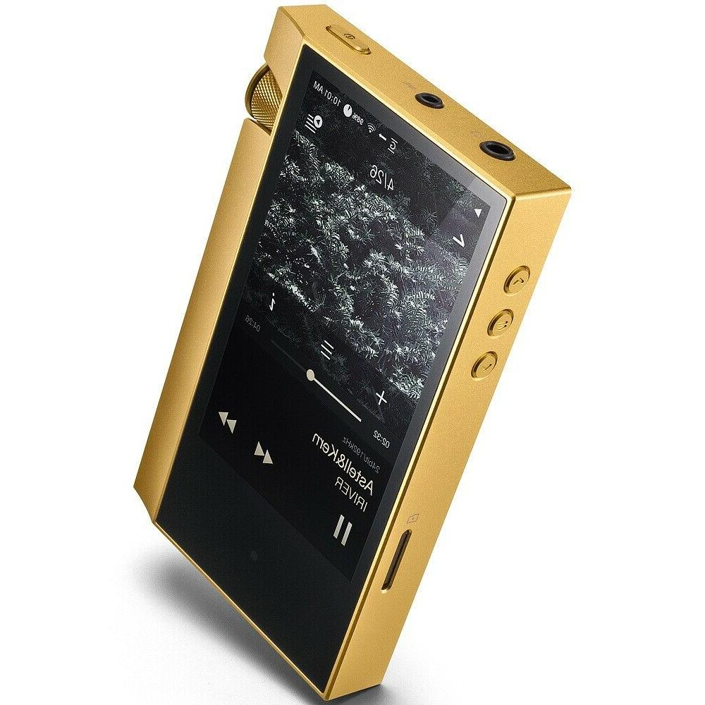 New IRIVER Astell&Kern 64GB Music GOLD