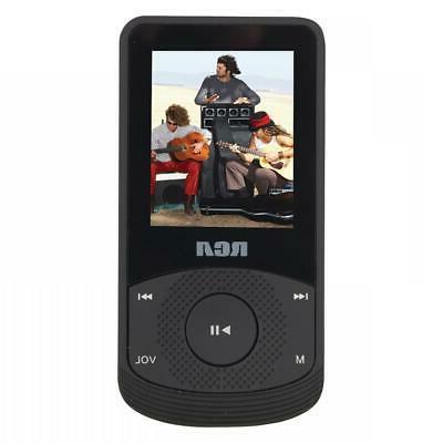 NEW RCA Color Video 4-GB MP3 FM Player