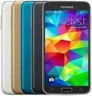 New Samsung Galaxy S5 SM-G900 White Black Gold Blue ATT T-Mo