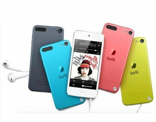 NEW Ipod 5th Colors
