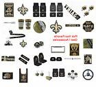 New NFL New Orleans Saints Pick Your Gear / Car Accessories