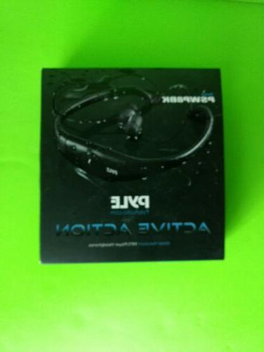 new pswp8bk active action waterproof mp3 player
