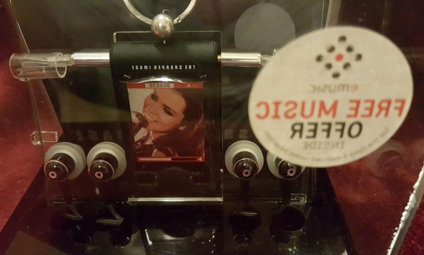 4GB / Music Keychain SMP517-4