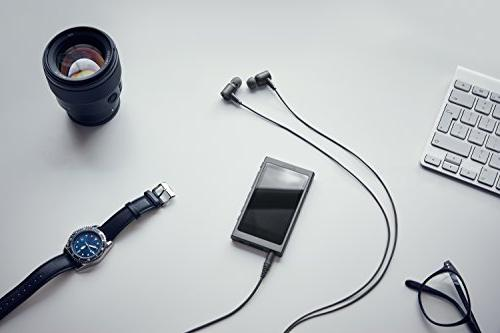 Sony Walkman Hi-Res Audio, Black