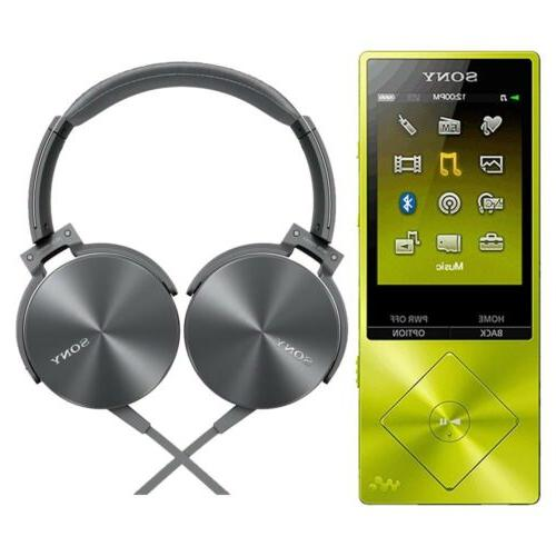 Sony NWA26HNLM 32GB Walkman MP3 Player w/ High Resolution Au