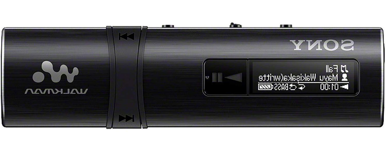 Sony Player Built-in FM Tuner Black