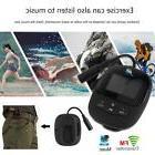 Outdoor Sport Waterproof Clip 4GB FM Radio Music Plastic MP3