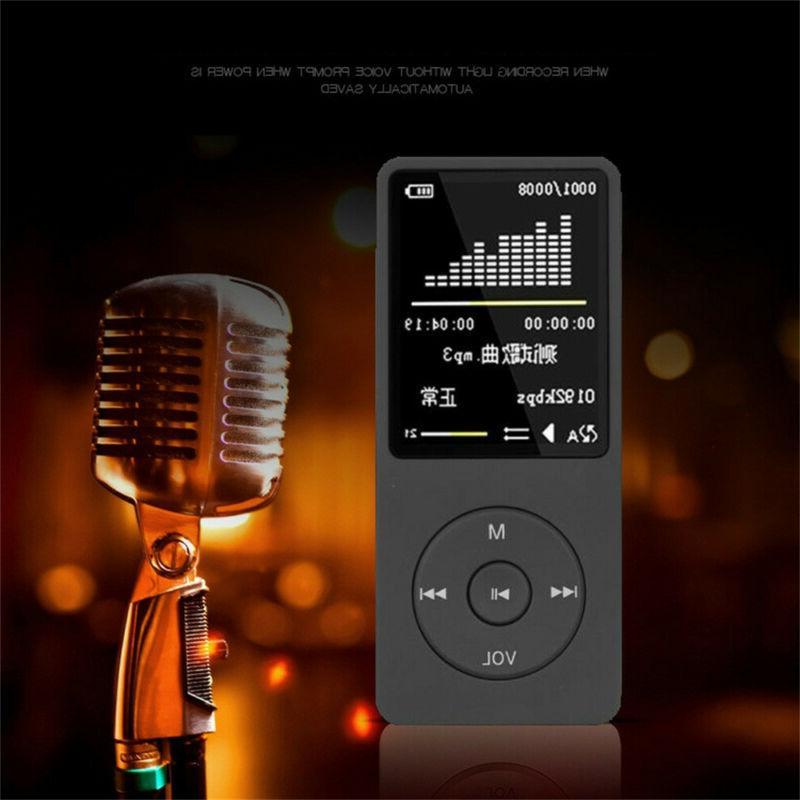 Portable MP3 Lossless Music Video Radio