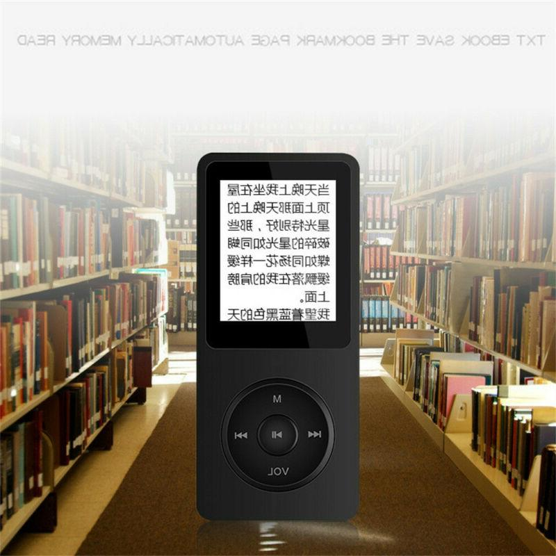 Portable Playback MP3 MP4 Music