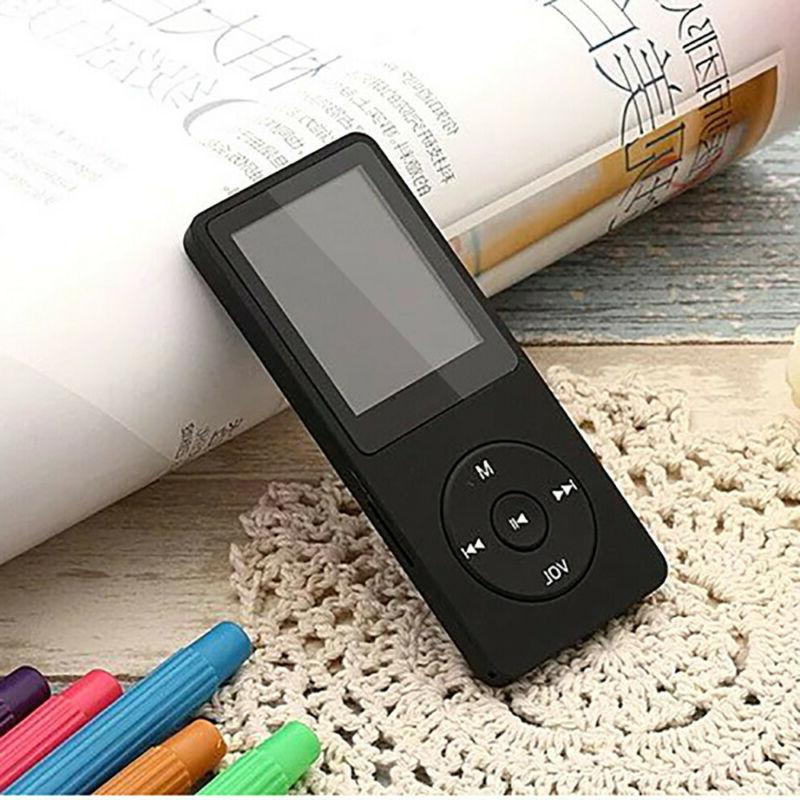 Portable MP3 Music Video Radio Recorder