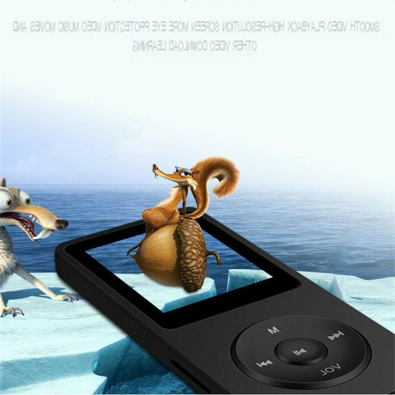 Portable MP3 MP4 Music Video