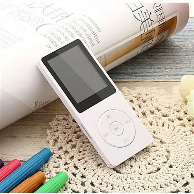 Portable MP3 Music Video Radio