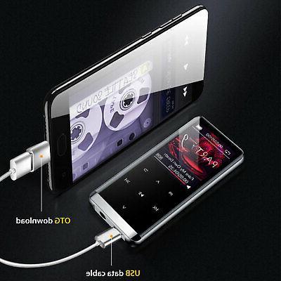 8/32GB Player MP4 Media Recorder Sport Speaker