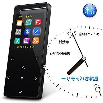 Grtdhx Portable Audio Player K188-16GB