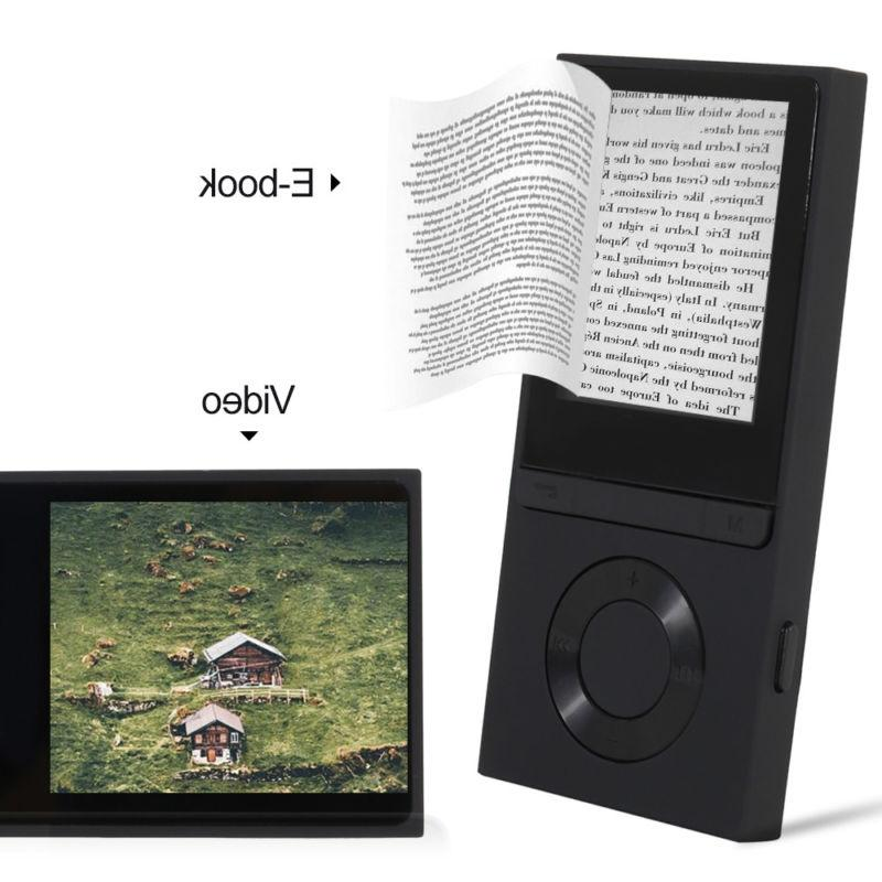 Portable Bluetooth Player Hi-Fi Lossless 128GB