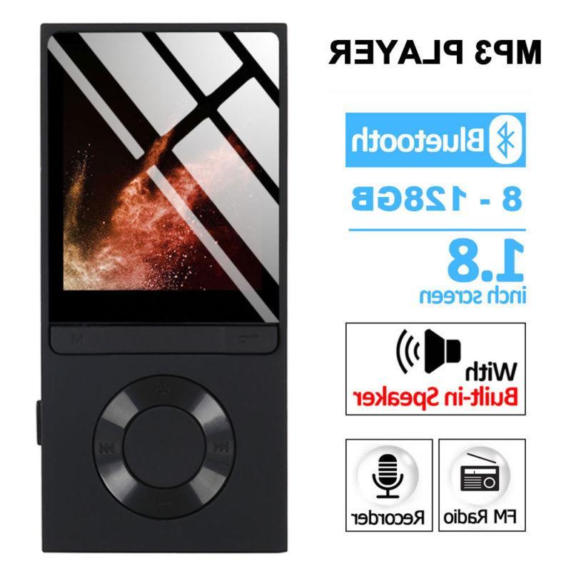 8gb bluetooth mp4 mp3 players music media