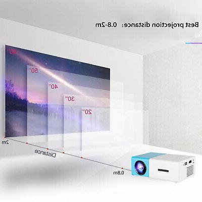 YG300 1080P Cinema USB HDMI SD Mini LED