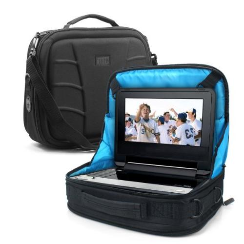 portable dvd player carrying case