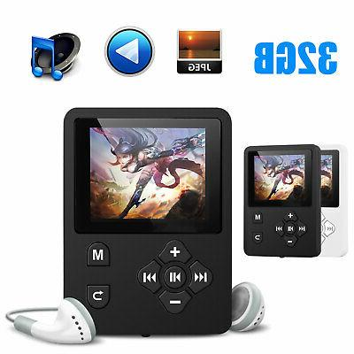 portable hifi mp3 music player with fm